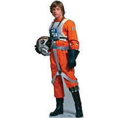 Star Wars Luke Skywalker Rebel Pilot Standup - 5'Tall