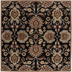 Decor 140 Cabrin Hand Tufted Square Rugs