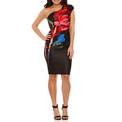 Bisou Bisou Off the Shoulder Bodycon Dress