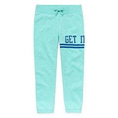 Xersion Cotton Fleece Jogger Pants - Girls' 7-16 and Plus