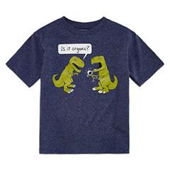 Graphic T-Shirt-Preschool Boys