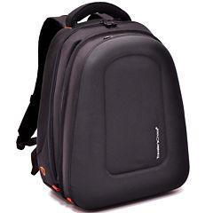 Traveler's Choice® Compression-Molded EVA Expandable Laptop Backpack