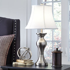 Signature Design by Ashley® Set of 2 Rishona Table Lamps