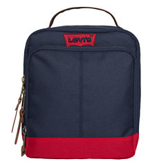 Levi Dress Blues Lunch Tote