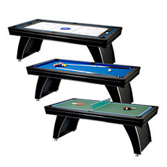 Fat Cat Phoenix Mmxi 7Ft 3In1 Billiard Table