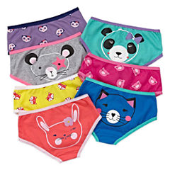 Okie Dokie 7-pc. Brief Panty Girls