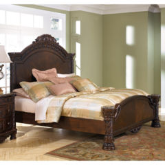 Beds With Posts king bed posts beds & headboards for the home - jcpenney