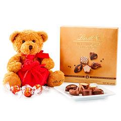 Lindt & Sprungli Lindt Bear & Swiss Luxury Selection