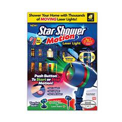Star Shower Magic Motion Spotlight
