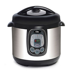 Elite Platinum EPC-807 8-Quart Digital Pressure Cooker with Non-Stick Pot