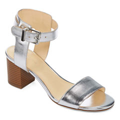 Liz Claiborne Eclipse Womens Heeled Sandals