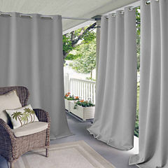 Elrene Connor Grommet-Top Curtain Panel