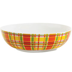 Oui by French Bull™ Plaid Serving Bowl