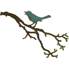 Sizzix® Bigz™ Die By Tim Holtz® Bird Branch