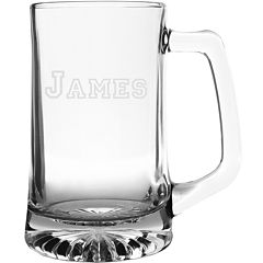 Cathy's Concepts Engravable Sports Beer Mug