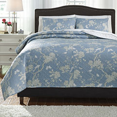 Signature Design by Ashley® Damita 3-pc. Quilt Set