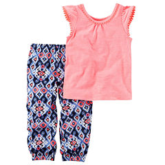 Carter's 2-pc. Pant Set Girls