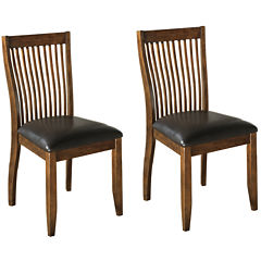 Signature Design By AshleyR Stuman Set Of 2 Side Chairs