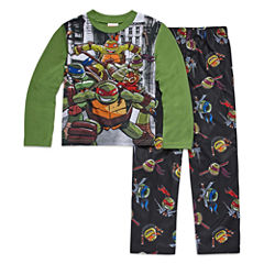 TMNT 2Pc Sleep- Boys Big Kid