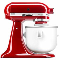 KitchenAid® Ice Cream Maker Attachment  KICA0