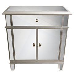 Decor Therapy Modern 2-Drawer Chest