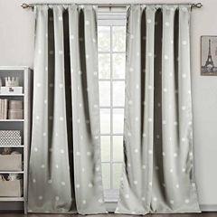 Dottie 2-Pack Curtain Panel