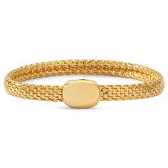 Monet® Gold-Tone Magnetic Closure Bracelet