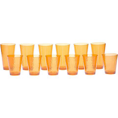 Certified International 12-pc. Acrylic Drinkware Set