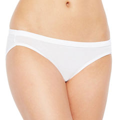 Hanes® Ultimate Cotton Stretch Bikini Panties -  4pk