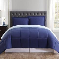 Truly Soft  Reversible Comforter Set
