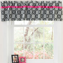 Seventeen® Boho Nikko Tailored Damask Valance
