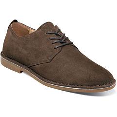 Nunn Bush Gordy Mens Oxford Shoes-Wide