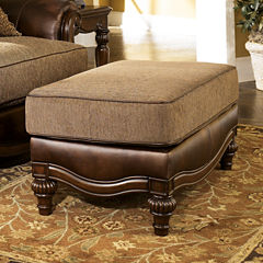 Signature Design by Ashley® Claremore Ottoman