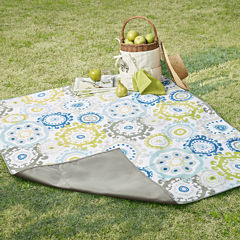 Madison Park Waterproof Picnic Blanket