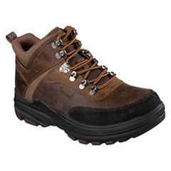 Skechers® Brenton Mens Lace-Up Boots