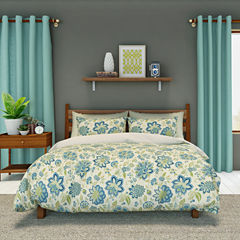 Colorfly™ Bella 3-pc. Duvet Covet Set & Accessories