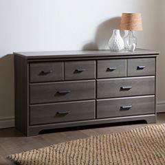 Versa 6-Drawer Dresser