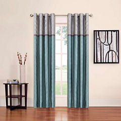 Eclipse Arno Thermalayer Blackout Grommet-Top Curtain Panel