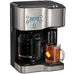 Hamilton Beach® Coffee Maker & Hot Water Dispenser