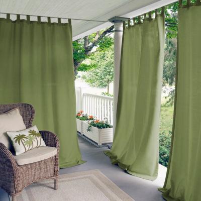 matine tabtop curtain panel