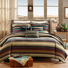 Madison Park Sequoia Lodge Quilted Coverlet Set