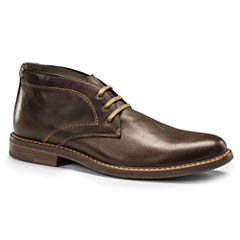 Dockers® Longden Mens Leather Lace-Up Boots
