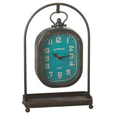 Clock on a Stand