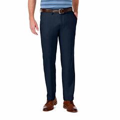 Jm Haggar Cool 18 Straight Fit Flat Front Pants