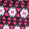 Fuchsia Triangles