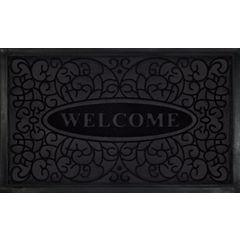 Achim Swirl Rectangular Doormat
