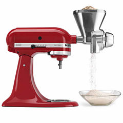 KitchenAid® All Metal Grain Mill Attachment KGM