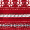 Red Fairisle