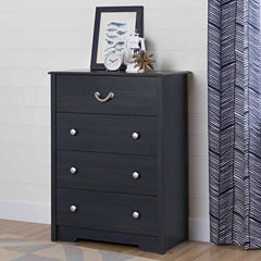 Aviron 4-Drawer Chest