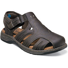 Nunn Bush Ripley Mens Strap Sandals